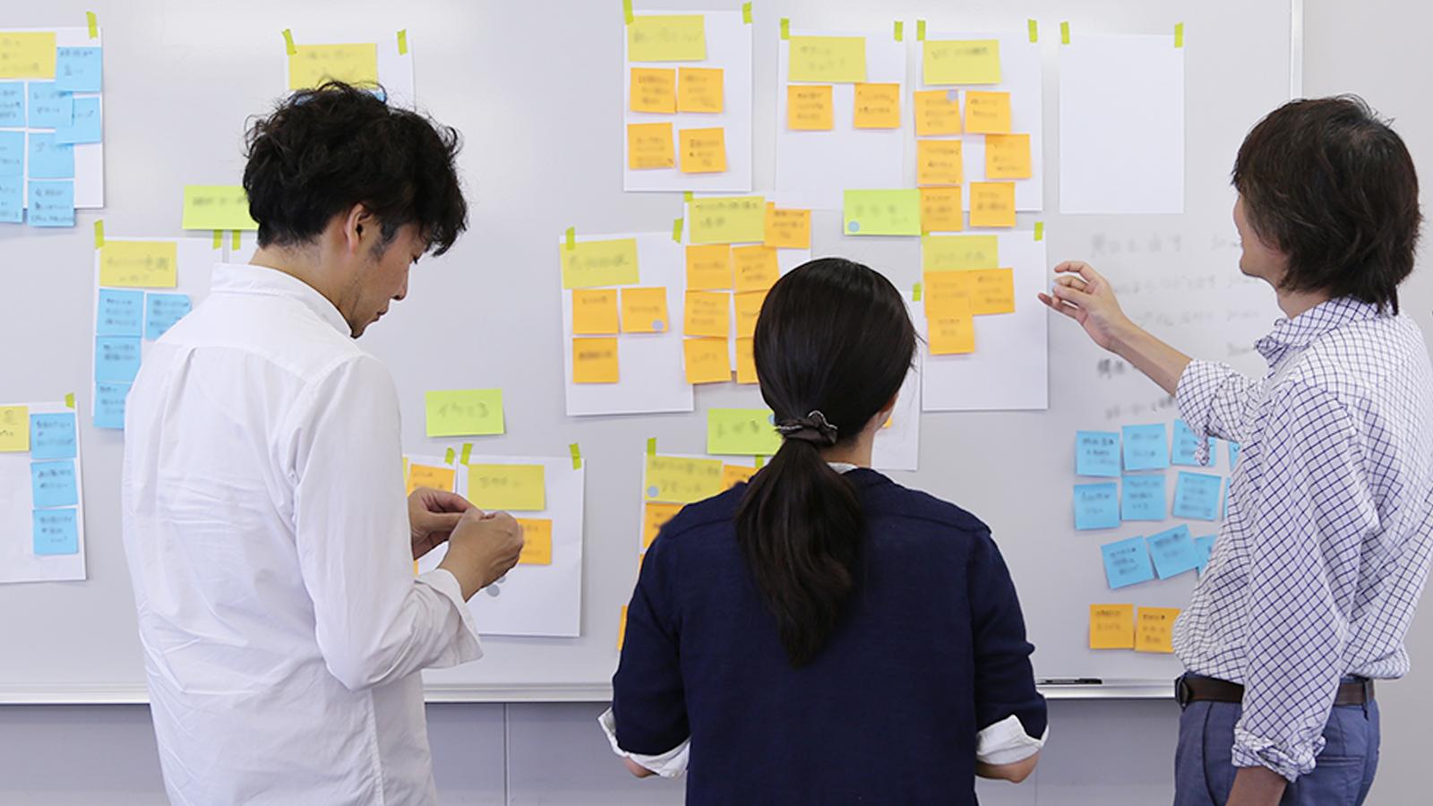 未来のコミュニケーションのデザイン開発支援