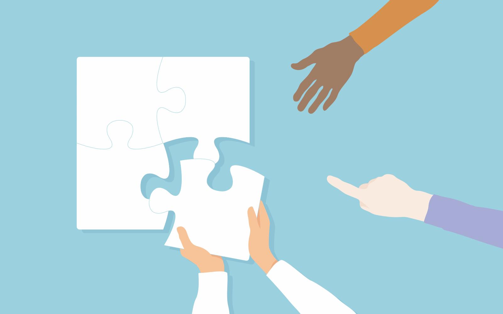 部署や部門をまたいだ「統合サービス開発プロジェクト」のチームビルディング支援